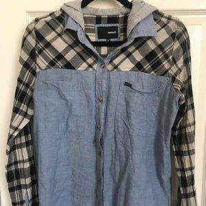 Hurley Button Up